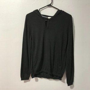 Paolo Pecora Casual Hoodie Sweatshirt Size 16